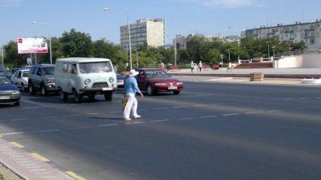 Опасный светофор для пешеходов