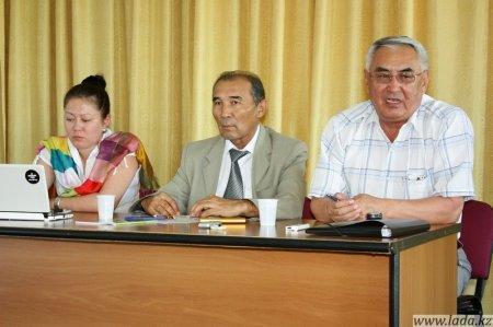 Семинар о проблемах и путях достижения устойчивого развития всего Прикаспийского региона прошел в Актау