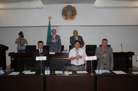 В Мангистау выбрали депутата в Сенат парламента РК
