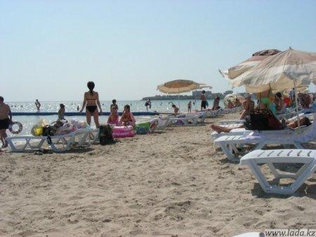 Два утопленника в прибрежной зоне города Актау