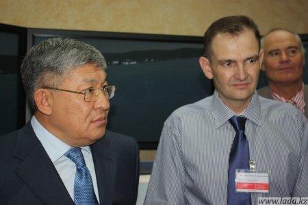 В пятницу, 15 июля, в Актау состоялось открытие Каспийского морского тренажерного центра.