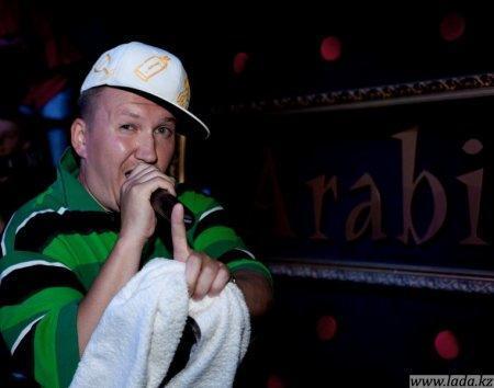 Рэппер Карандаш попытался «раскачать» город Актау