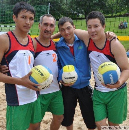 Актауские спортсмены-инвалиды достойно выступили на турнире в Германии