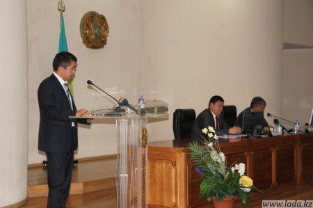 Крымбек Кушербаев провёл встречу с мангистаускими бизнесменами
