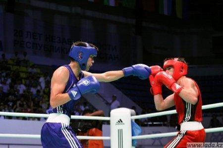 Пять казахстанских боксеров вышли в полуфинал юниорского чемпионата мира по боксу