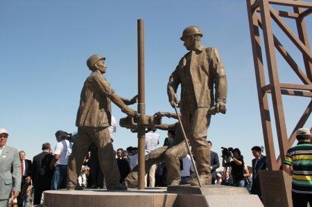50 лет нефти Мангистау