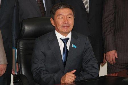 Избран новый секретарь областного маслихата
