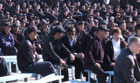 Казахстанские тюрьмы будут будут соответствовать европейским стандартам