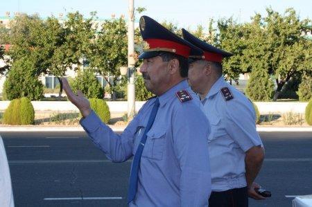 Бердибек Нсанбаев в ужасе от наших водителей