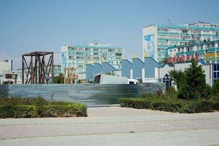 Памятник Курмангазы Сагырбайулы откроют 30 сентября на площади Ынтымак  в Актау