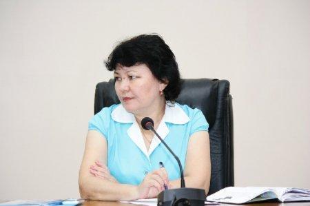 Лиза Ульжабаева