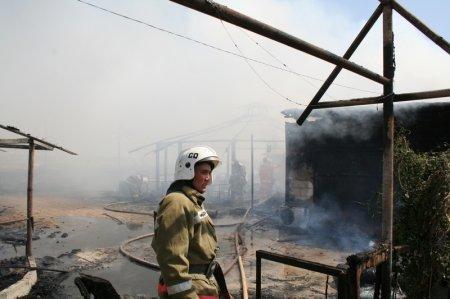 Причины последних крупных пожаров в Актау