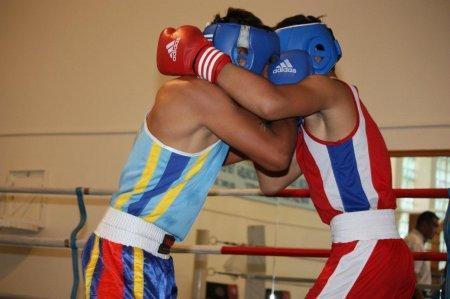 Более 50 спортсменов Мангистау приняли участие в Чемпионате по боксу среди молодежи
