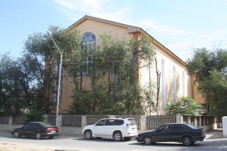 Дом молитв в 3 микрорайоне