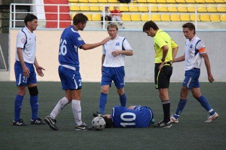 Футболисты актауского «Каспия» потерпели поражение от костанайского «Окжетпеса»