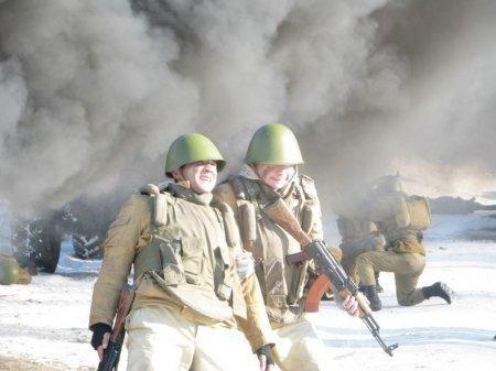Кадр из нового фильма Егора Кончаловского
