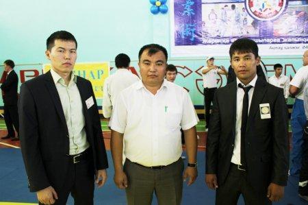 Чемпионат Казахстана по джиу-джитсу прошел в Актау