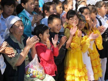 В селе Умирзак Мангистауской области открылся дошкольный мини-центр