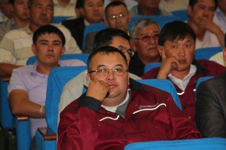 """В """"Озенмунайгаз"""" подвели итоги забастовки"""