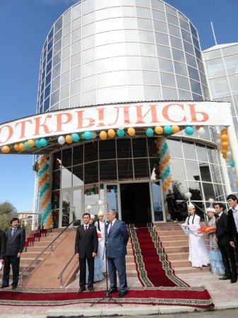 В Актау открылся спортивный комплекс восточных единоборств
