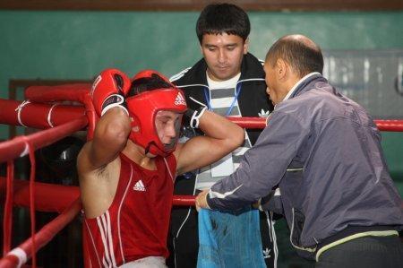 Мангистауские боксеры разгромили команду из Западно-Казахстанской области