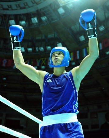 Актауский боксер завоевал лицензию на Олимпийские игры 2012 года