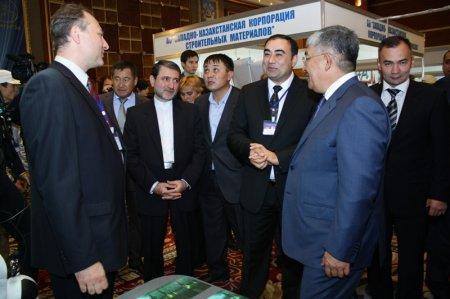 В Актау открылась III Каспийская экономическая выставка