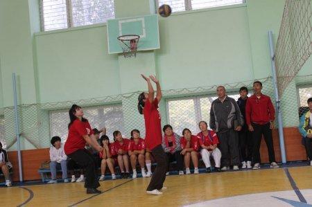 В Актау стартовал турнир по волейболу среди учителей общеобразовательных школ