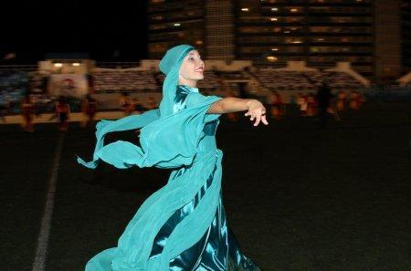 В Актау состоялось открытие международного фестиваля «Каспий море дружбы»