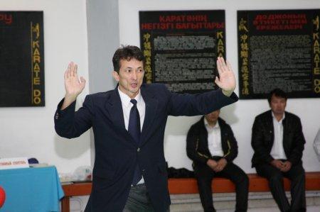 В Актау прошел турнир по каратэ-до с участием представителей трех государств
