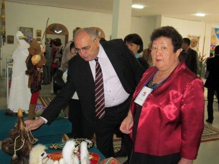 В рамках фестиваля «Каспий-море дружбы» стартовал международный конкурс мастеров декоративно-прикладного искусства