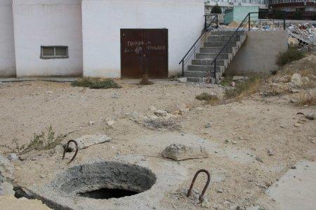 В Актау сдали в эксплуатацию недостроенный дом