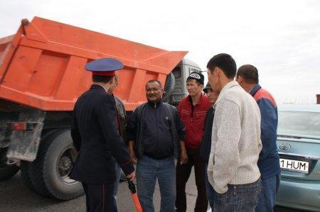 Профилактическая акция «Сельская дорога» проводится в Мангистауской области