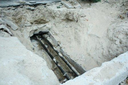 Свыше сорока ремонтных траншей разрыто в Актау