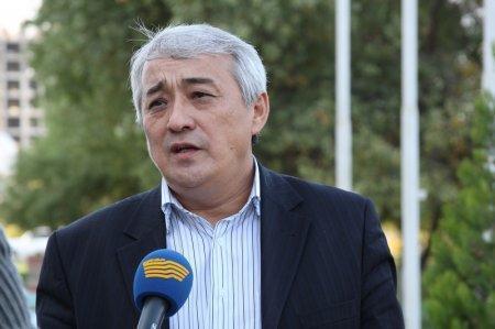 Главный государственный инспектор по труду РК Сериккали Бисакаев