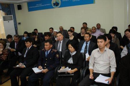 Проблемы общественного транспорта обсудили в Актау