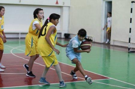 Начался новый сезон Мангистауской Школьной баскетбольной лиги
