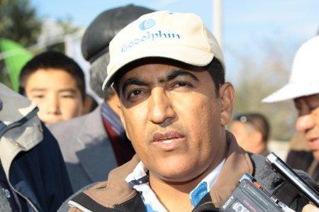 Заместитель руководителя гранд-жюри Mohammed Khalfan Al Yammuhi