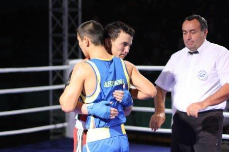 Первый день международного турнира по боксу оказался успешным для команды Мангистау