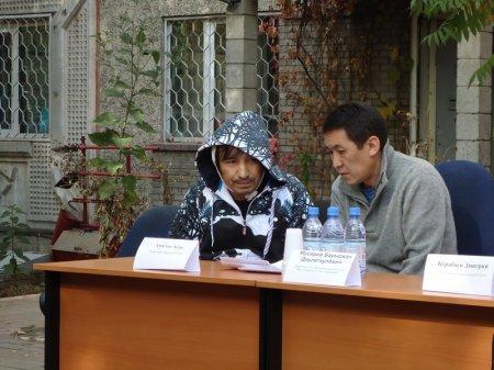 Избитые журналисты «Стан-ТВ» дали пресс-конференцию (ДОБАВЛЕНО ВИДЕО)