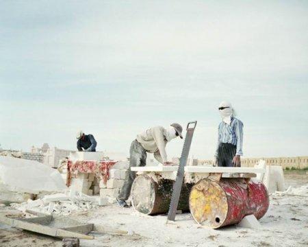 Британский фотограф получила премию за снимки Каспия (фото)