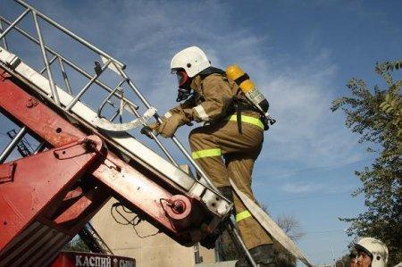 Пожарные города Жанаозен провели акцию «Жилье-2011»