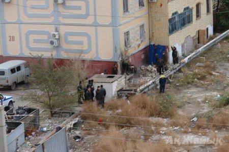 Взрывы в Атырау: первые подробности