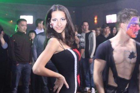 """Червовая дама. """"Arabica Night Life"""""""