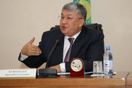 Аким Мангистауской области встретился с предпринимателями региона