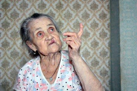 История в фото. Одинокая старость