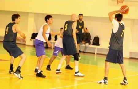 В Актау стартовал третий сезон Любительской лиги баскетбола