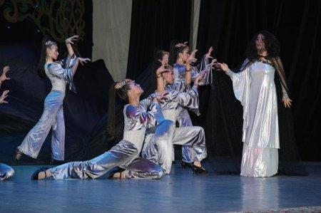 В Мангистауской области прошли концерты Тамары Асар и Школы танца Серика Сариева
