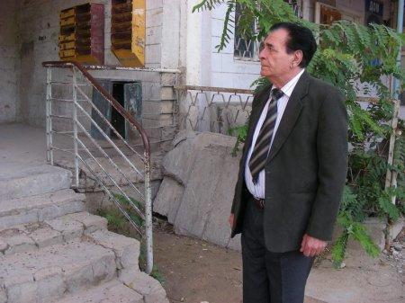 Юрий Сусанов,  инженер  эксплуатирующей организации 2 микрорайона «Белая лилия», житель дома №2