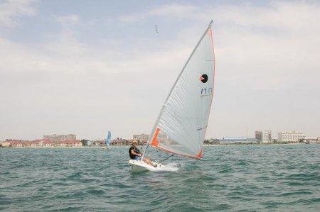 Актауские яхтсмены заняли призовые места на соревнованиях в Катаре